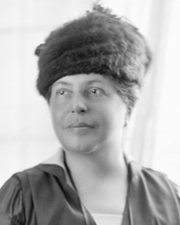 Nurse and Social Activist Lillian Wald