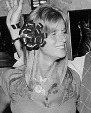 Musician, Activist and Photographer Linda McCartney