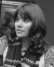 Singer and Actress Linda Ronstadt