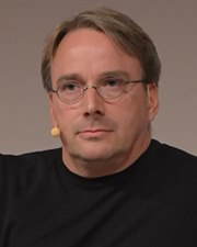Software Engineer Linus Torvalds