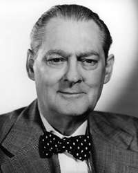 Actor Lionel Barrymore