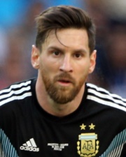Football Star Lionel Messi