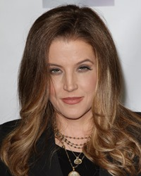 Princess of Rock and Roll Lisa Marie Presley