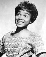 Pop Singer Little Eva