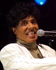 Singer-Songwriter and Rock 'n' Roll Pioneer Little Richard