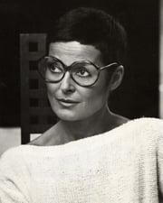 Fashion Designer Liz Claiborne