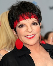 Singer & Actress Liza Minnelli