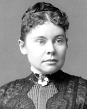 Acquitted Murderer Lizzie Borden