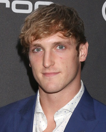 YouTube Star and Actor Logan Paul