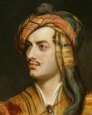 Romantic Poet Lord Byron