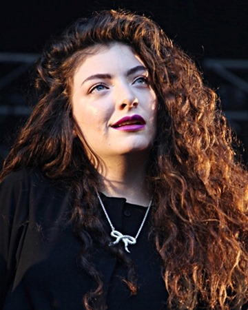 Lorde vocal range