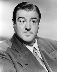 Comedian and Actor Lou Costello