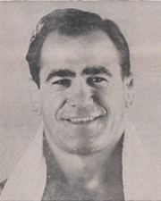 Professional Wrestler Lou Thesz