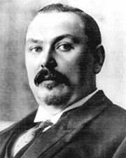 1st Prime Minister of South Africa Louis Botha