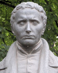 Braille Inventor Louis Braille