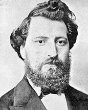 Politician Louis Riel