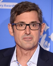 Broadcaster Louis Theroux