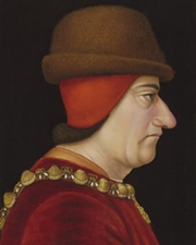 King of France Louis XI