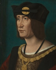 King of France Louis XII