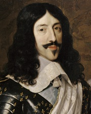 King of France Louis XIII