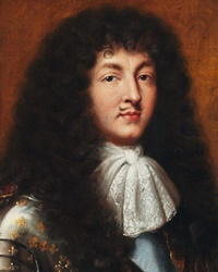 The Sun King of France Louis XIV