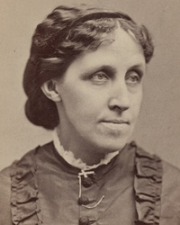 Author Louisa May Alcott