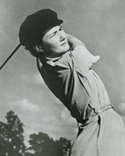 Golfer and Co-Founder of the LPGA Louise Suggs