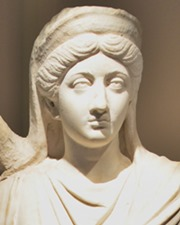 Roman Noblewoman Lucilla