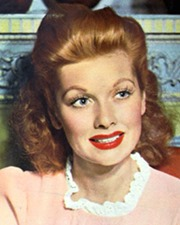 Comedienne/Actress Lucille Ball