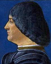 Duke of Milan Ludovico Sforza