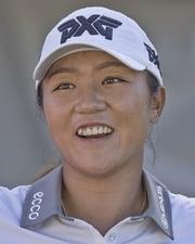 Golfer Lydia Ko