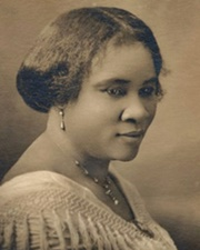 Cosmetics Mogul Madam C. J. Walker