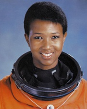 Astronaut and Physician Mae Jemison