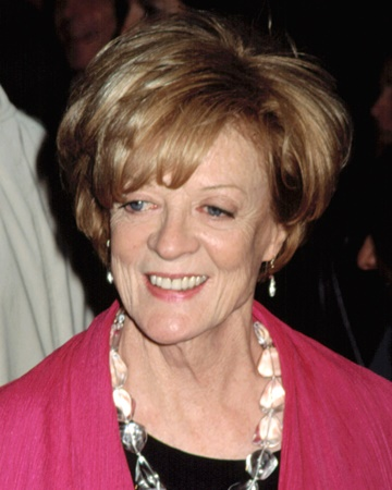 Actress Maggie Smith