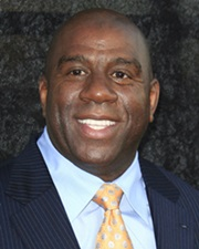 NBA Legend Magic Johnson