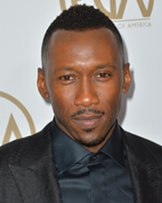 Actor Mahershala Ali