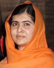 Human Rights Activist Malala Yousafzai