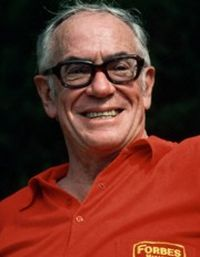 Publisher Malcolm Forbes