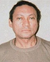 Panamanian General and Dictator Manuel Noriega