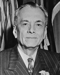 2nd President of the Philippines Manuel L. Quezon