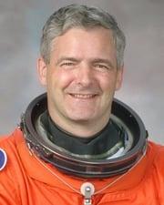 Astronaut Marc Garneau