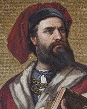Explorer Marco Polo