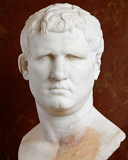 Roman General Marcus Agrippa