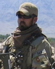 Navy SEAL Marcus Luttrell
