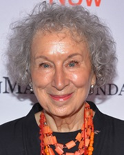Author Margaret Atwood