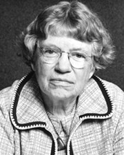 Cultural Anthropologist Margaret Mead
