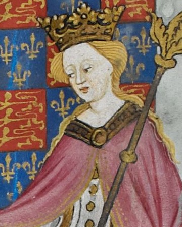 Queen Consort to King Henry VI of England Margaret of Anjou