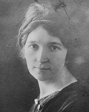Nurse Margaret Sanger