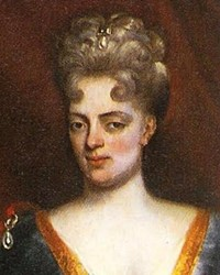 Princess of Orange Maria Louise van Hessen-Kassel