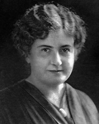 Educator Maria Montessori